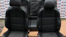 Interior din piele cu textil Peugeot 307 in 2 usi ...