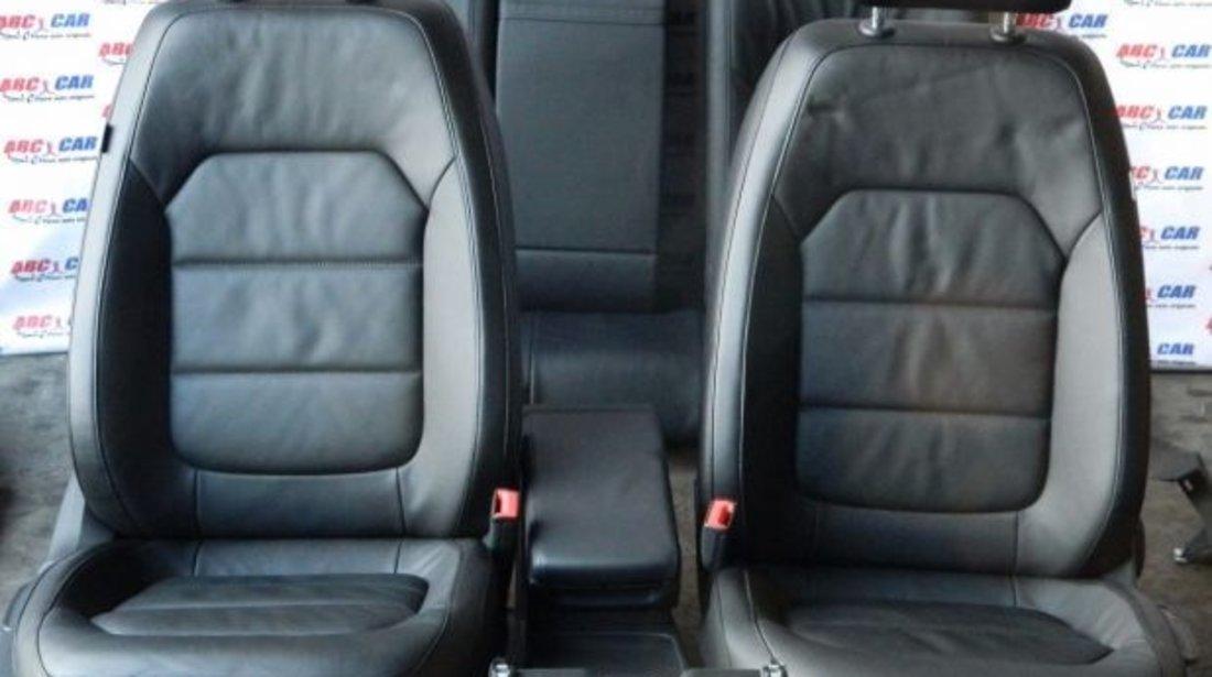 Interior electric din piele VW Passat CC model 2010