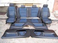 Interior ///M recaro sport scaune semi piele alcantara bmw e36 compact