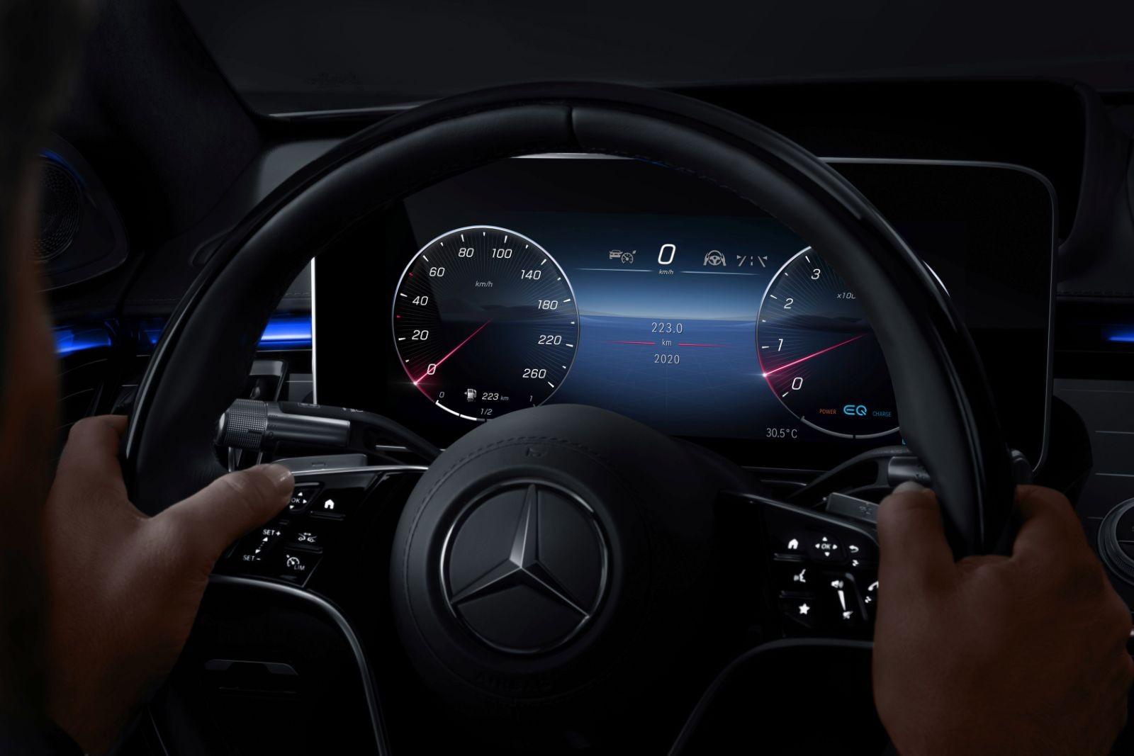 Interior Mercedes-Benz S-Class - Interior Mercedes-Benz S-Class