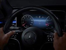 Interior Mercedes-Benz S-Class