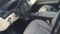 Interior Mercedes S-class W221 2008 model lung