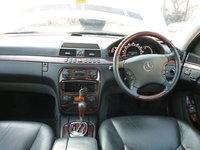 Interior Mercedes S500 W220