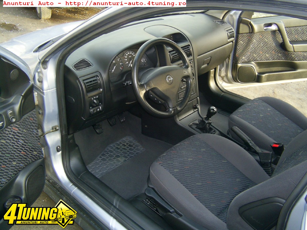 Interior opel astra g 144549 for Opel astra g interieur