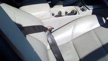 Interior piele alb Volvo V50, 2005