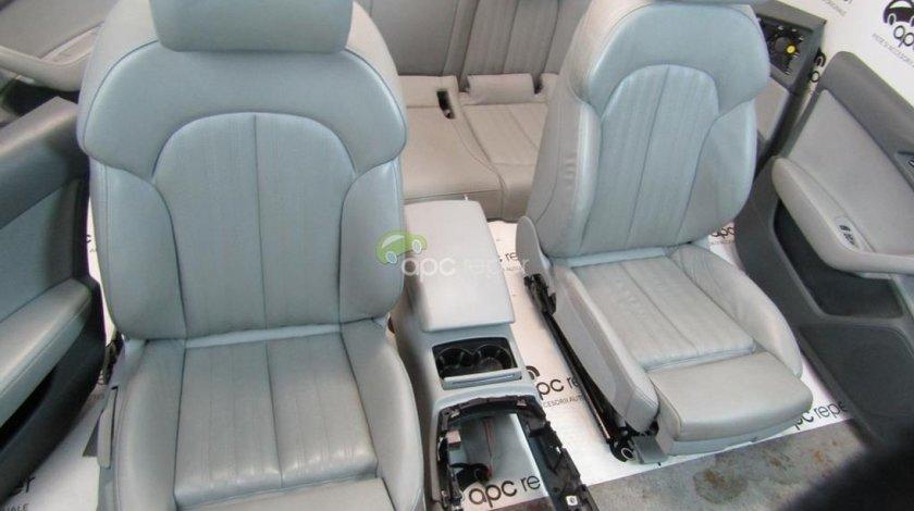 Interior piele Audi A6 4G 2.0 TDI an 2011