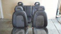 Interior piele /(banchete+scaune) Mercedes Benz A ...