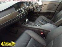 Interior Piele BMW E60 scaune electrice cu incalzire