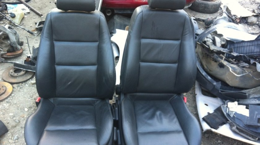 Interior Piele Complet Cu Scaune Incalzite Opel Vectra C