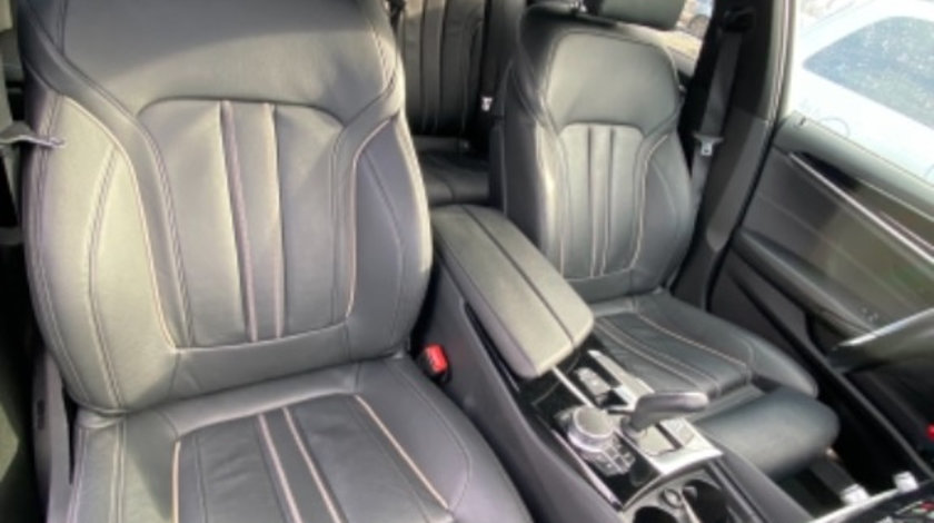 Interior Piele Complet-Full Electric-Confort Bmw G30 -De Europa