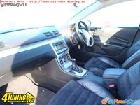 Interior Piele cu Alcantara VW Passat B6 Combi cu incalzire