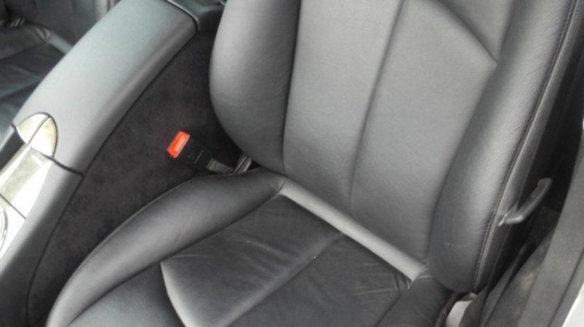 Interior piele Mercedes E class w211