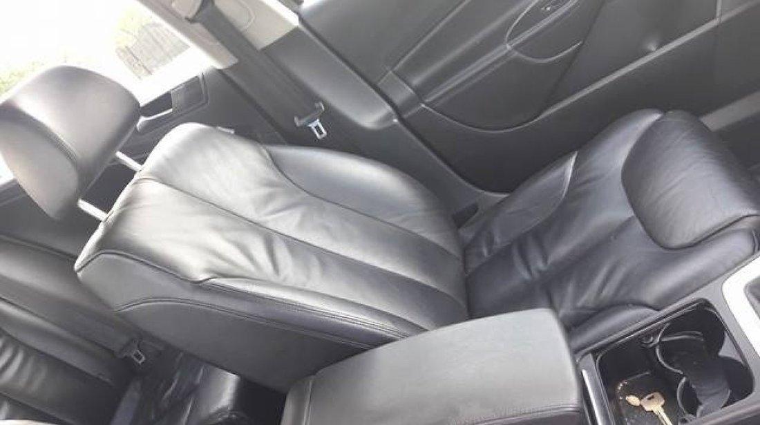 Interior piele neagra comfortline vw passat b6