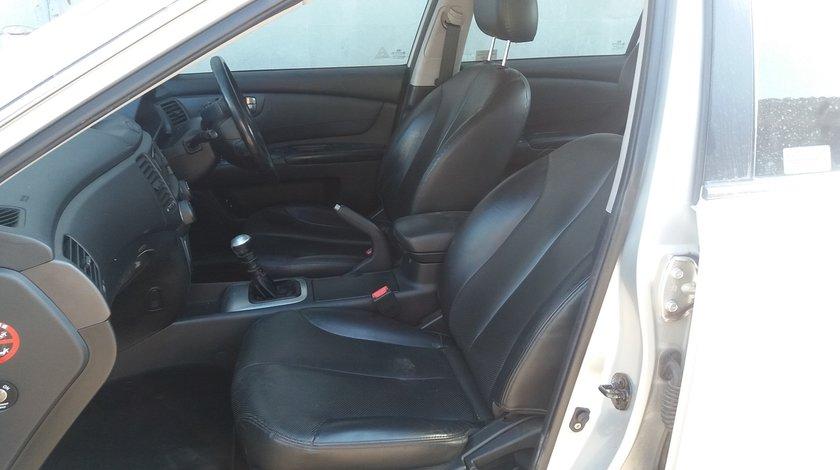 Interior piele neagra, Kia Magentis , (scaune, banchete) , fabr. 2006 - 2009