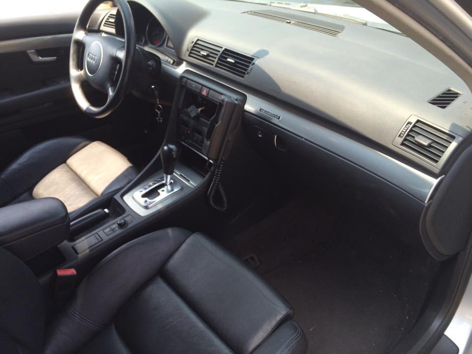 Interior Recaro Piele Audi A4 B6 B7 724309