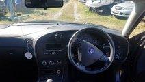 Interior Saab 9-5 2007; Sedan