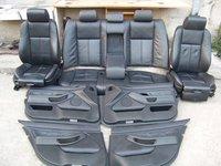 Interior scaune banchete si fete de usi piele recaro sport ///M5 bmw e39