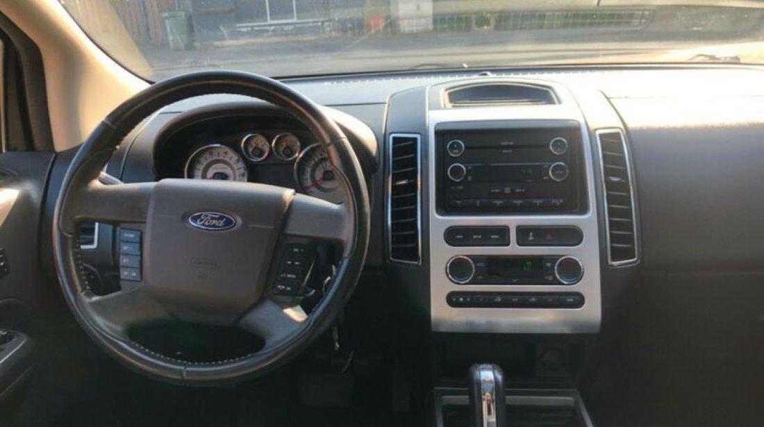 Interior scaune de piele încălzite Ford Edge 3.5 benzina automata 2008