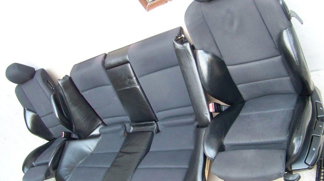 Interior scaune incalzite ///M3 recaro sport semipiele bmw e46 coupe