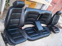 Interior scaune incalzite piele si banchete bmw e36 seria 3 berlina