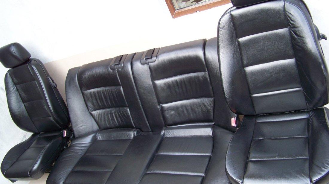 Interior scaune incalzite si banchete piele bmw e36 coupe seria 3