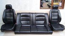 Interior scaune incalzite si banchete piele bmw e3...