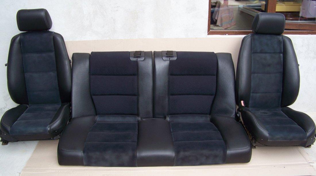 Interior scaune si banchete semipiele bmw e36 coupe seria 3