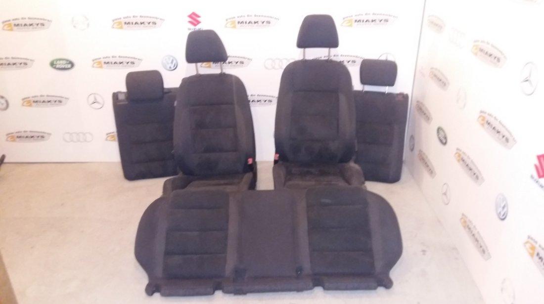 Interior (scaune) VW Golf 6 (piele alcantara)