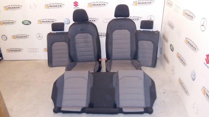 Interior (scaune) VW Golf 7 R-line (piele alcantara)