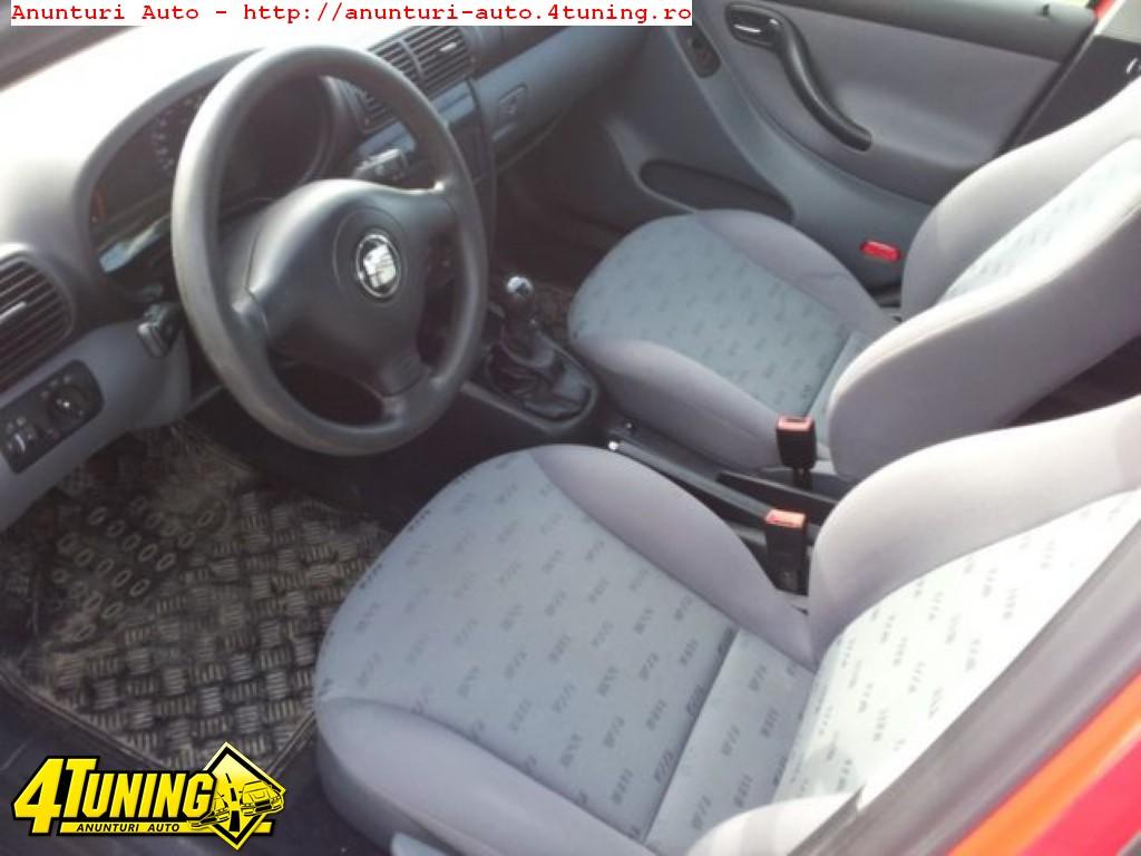 interior seat leon toledo 1m