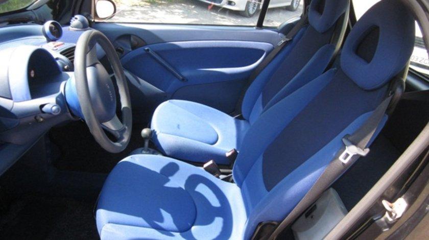 Interior Smart City-Coupe