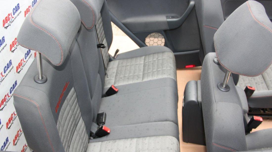 Interior textil complet GOAL VW Golf 5 Plus model 2007