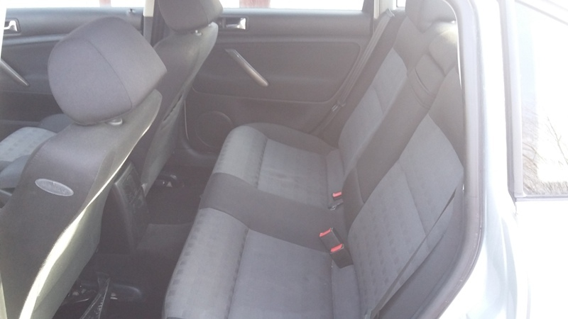 Interior VW Passat