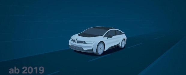 Internetul le-a jucat o noua festa bavarezilor de la BMW. A 'scapat' prima imagine oficiala a viitorului i5