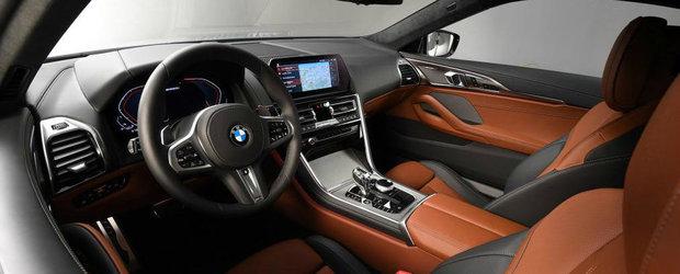 Internetul ne face turul noului BMW Seria 8. Uite tot ce trebuie sa stii despre concurentul Mercedes-ului S-Class Coupe