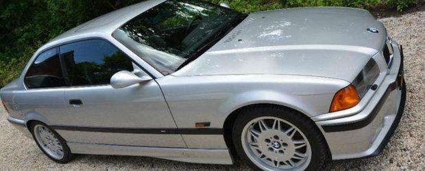 Internetul ne scoate in cale un nou BMW M3 E36 de vanzare