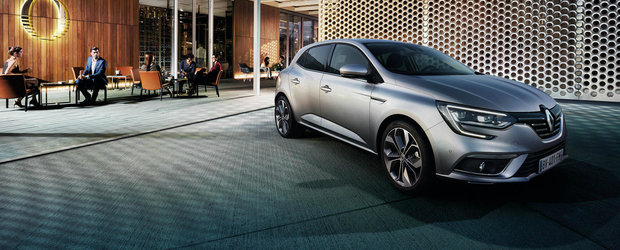 Internetul vrea ca tu sa afli motorizarile noului Renault Megane IV