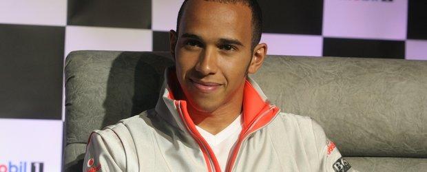 Interviu cu Lewis Hamilton prezentat in exclusivitate pentru Mobil 1 The Grid
