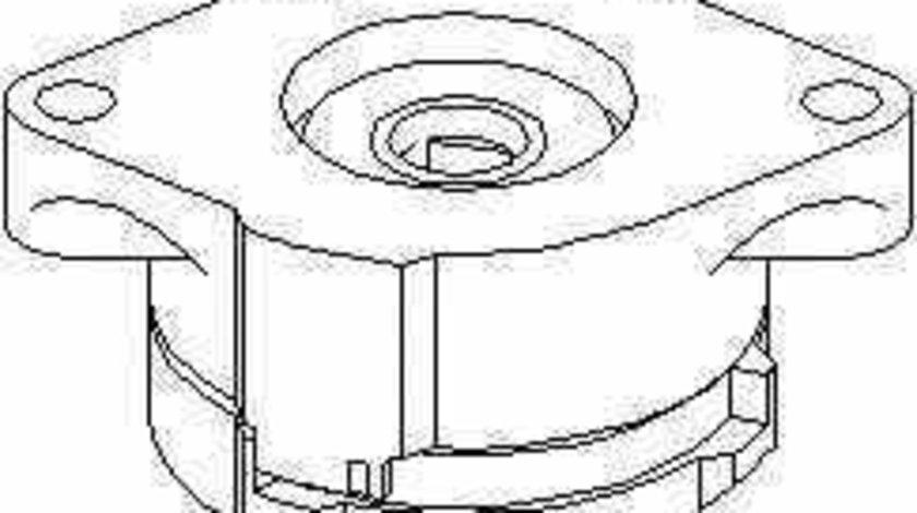 Intinzator curea curea distributie VW GOLF III 1H1 TOPRAN 108 418