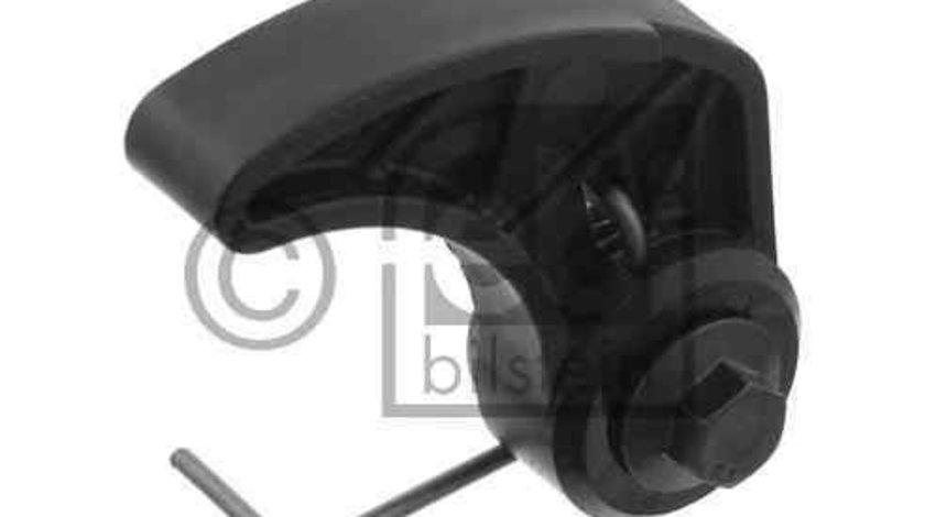 Intinzator lant, antrenare pompa ulei AUDI A4 Avant (8ED, B7) FEBI BILSTEIN 33693