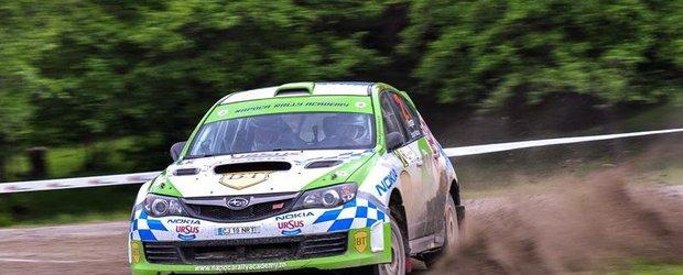 Intoarcerea la origini cu Napoca Rally Academy