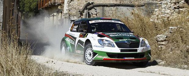 Intr-o Fabia Super 2000, Andreas Mikkelsen este campionul editiei 2011 a IRC