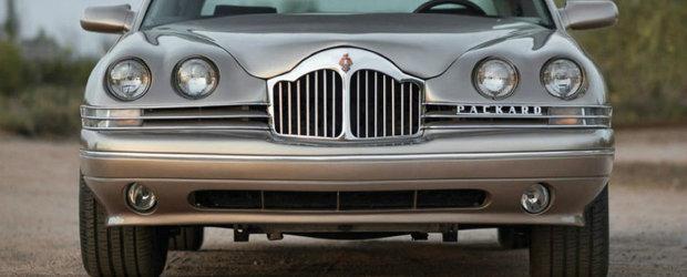Intre uratenie si nebunie: un Packard Twelve unicat, scos la licitatie