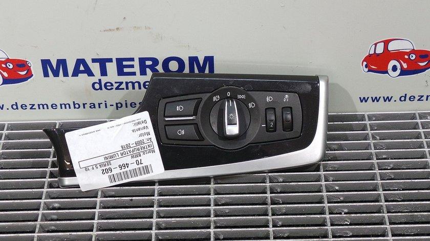 INTRERUPATOR LUMINI BMW 5 (F10) 520 d xDrive diesel (2009 - 01-2016-10)