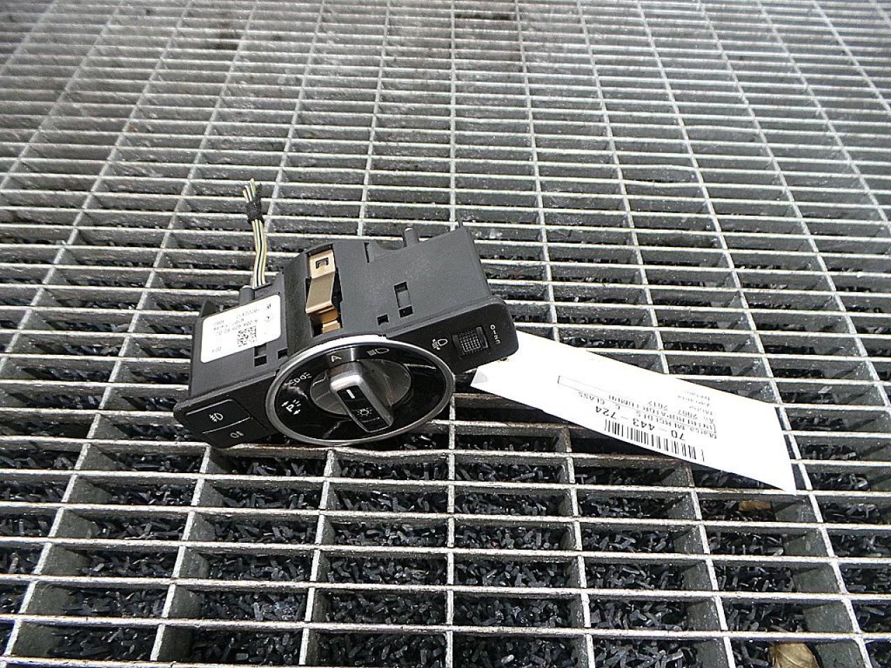 INTRERUPATOR LUMINI MERCEDES-BENZ C-CLASS (W204) C 350 CDI 4-matic (204.089) diesel (2007 - 01-2014-01)