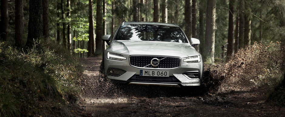 Inventatorul segmentului Cross Country revine cu un nou rival pentru triada germana A4 Allroad, Passat All-Track si E-Class All-Terrain