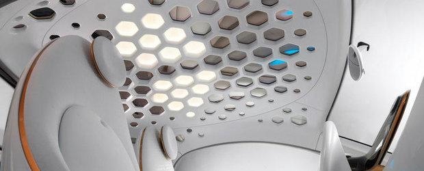 Inventie dezvoltata de BASF si Philips: acoperisul auto cu tehnologie OLED