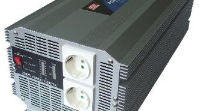 Invertor de tensiune 12 220V c a c c 2500W model A301 2K5 F3