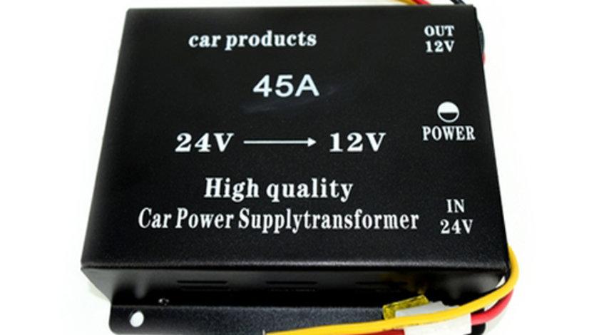Invertor memorie 24V - 12V 45 A