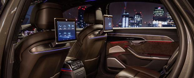 Invidiosi pe noul S-Class MAYBACH, nemtii de la Audi au scos in teste A8 Horch. POZE